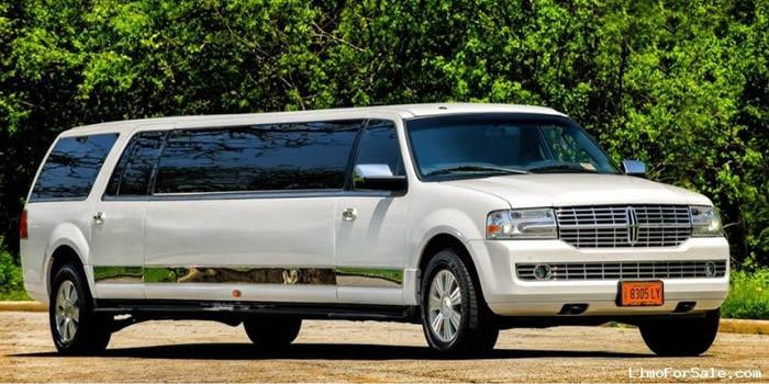 2000 Lincoln Navigator 160 custom stretch