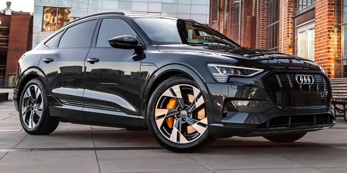 Audi Etron Sportback S2
