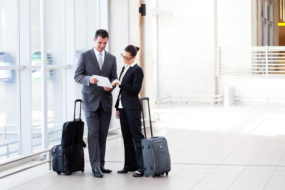 corporate travel victoria